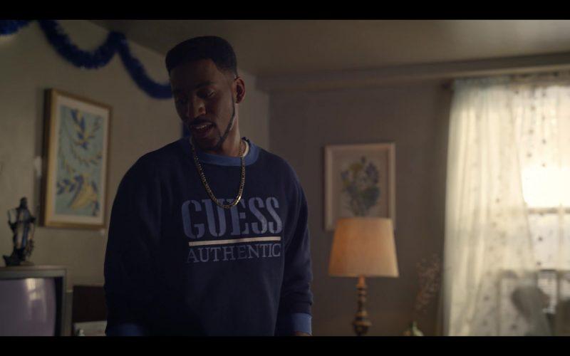 Guess Sweatshirt in Wu-Tang An American Saga (4)