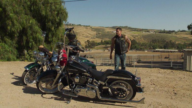 """Harley-Davidson Motorcycle in Mayans M.C. - Season 2, Episode 2, """"Xaman-Ek"""" (2019) - TV Show Product Placement"""