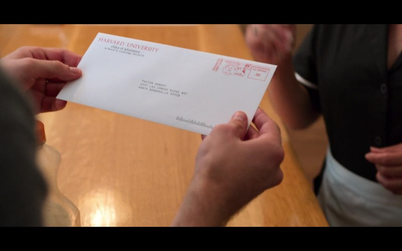 Harvard University in The Politician – Season 1 Episode 3