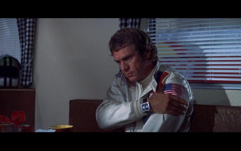 Heuer Monaco Watch Worn by Steve McQueen in Le Mans