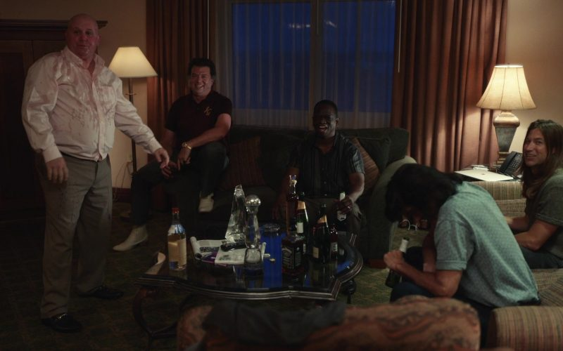 Jack Daniel's Whiskey in The Righteous Gemstones (3)
