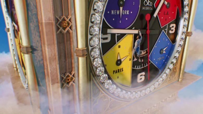 "Jacob & Co. Clock in ""Bezerk"" by Big Sean ft. A$AP Ferg, Hit-Boy (2)"