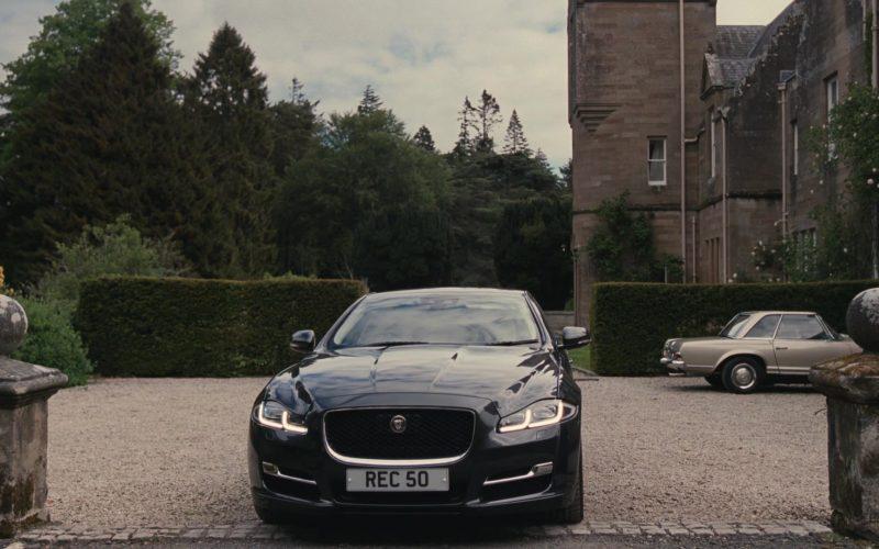 Jaguar Car in Succession – Season 2 Episode 7 (1)