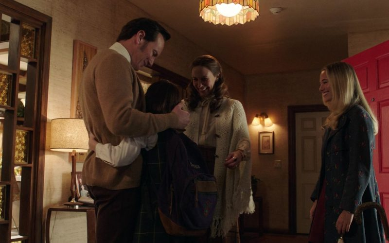Jansport Backpack Used by Mckenna Grace in Annabelle Comes Home
