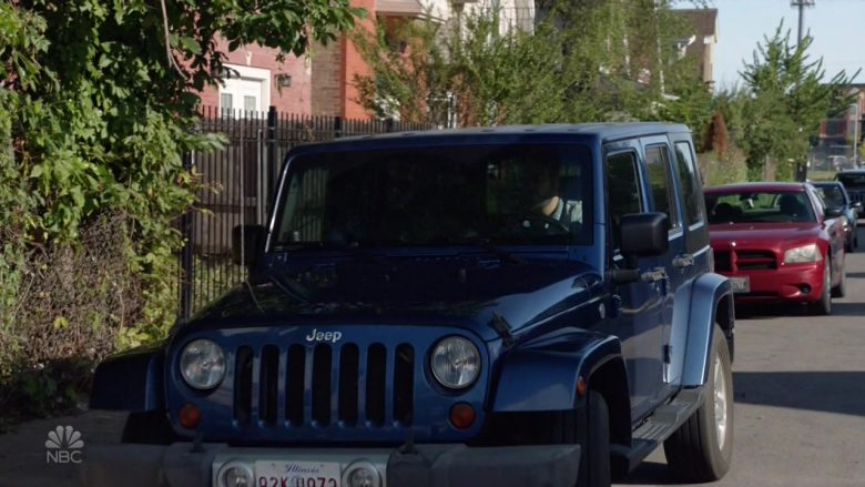 "Jeep Wrangler Car in Chicago P.D. - Season 7 Episode 1 ""Doubt"" (2019) - TV Show Product Placement"