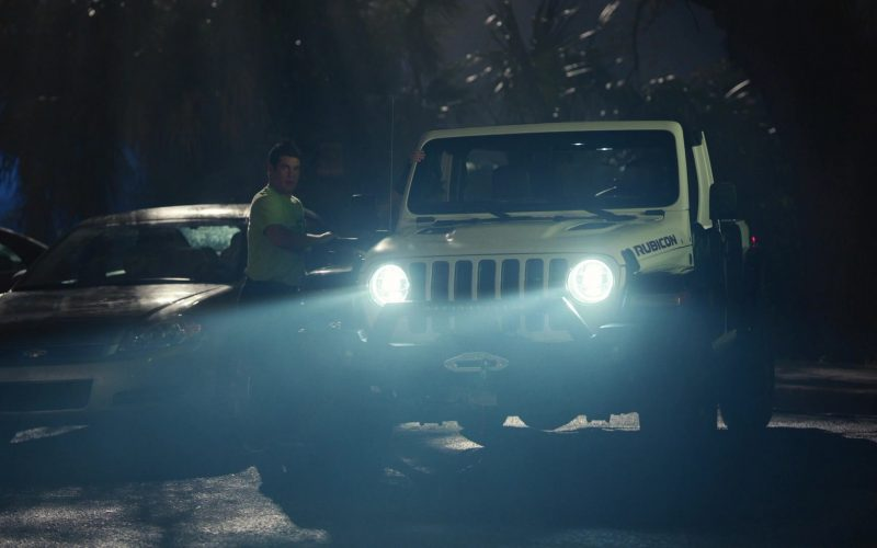 Jeep Wrangler Rubicon SUV in The Righteous Gemstones (1)