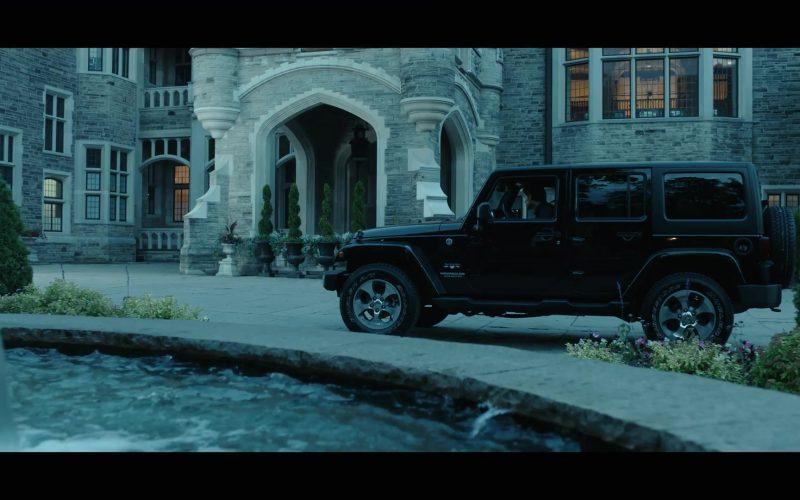 Jeep Wrangler Sahara SUV in Titans