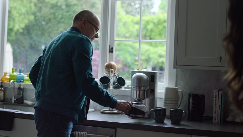 KitchenAid Coffee Maker Used by Rob Corddry as Joe in Ballers (1)