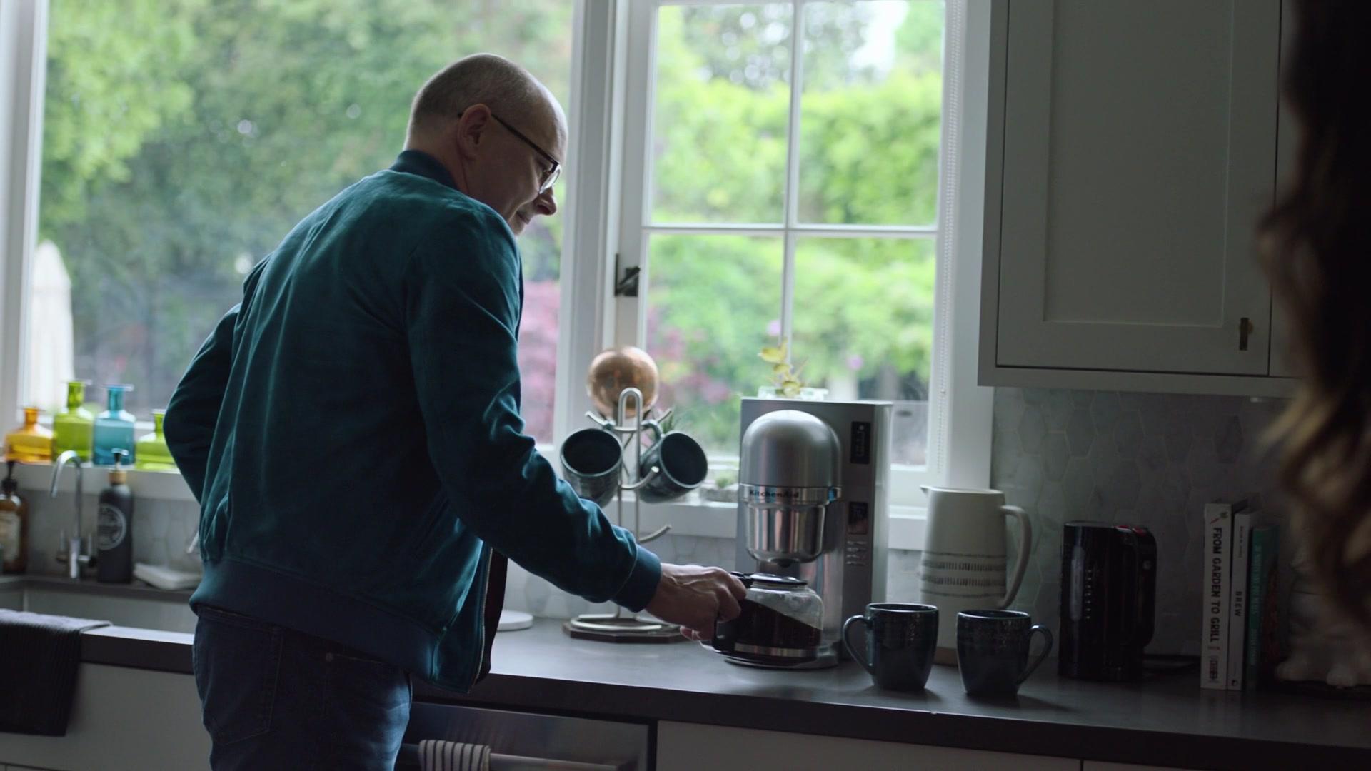 KitchenAid Coffee Maker Used by Rob Corddry as Joe in ...