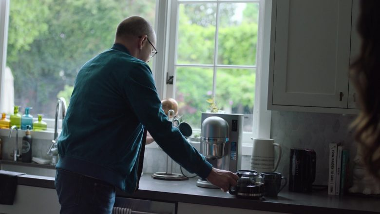 KitchenAid Coffee Maker Used by Rob Corddry as Joe in Ballers (2)