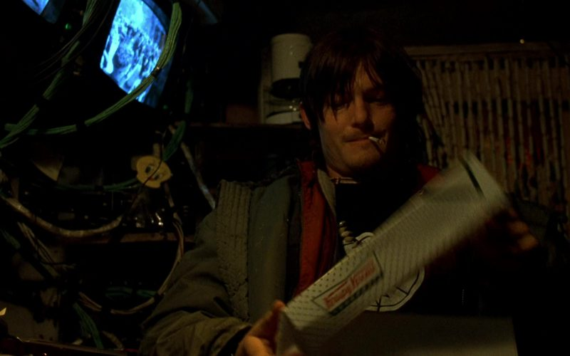 Krispy Kreme Donuts Enjoyed by Norman Reedus in Blade 2 (2)