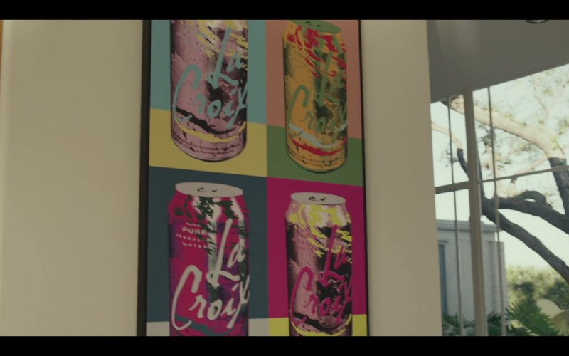 LaCroix Sparkling Water Posters in Between Two Ferns The Movie (1)
