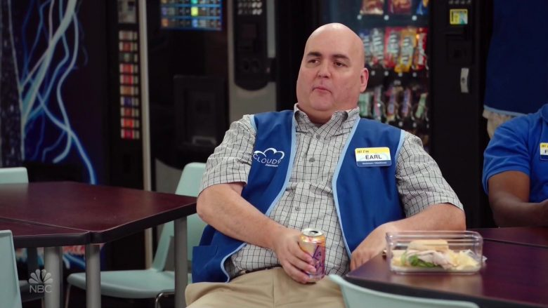 """LaCroix Sparkling Water in Superstore - Season 5 Episode 1 """"Cloud 9.0"""" (2019) - TV Show Product Placement"""