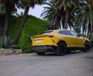 Lamborghini Urus Yellow Car in Ballers (13)