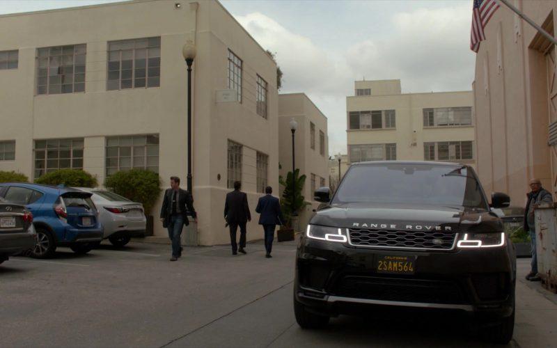 Land Rover Range Rover Sport Black Car in The Affair – Season 5 Episode 5 (1)