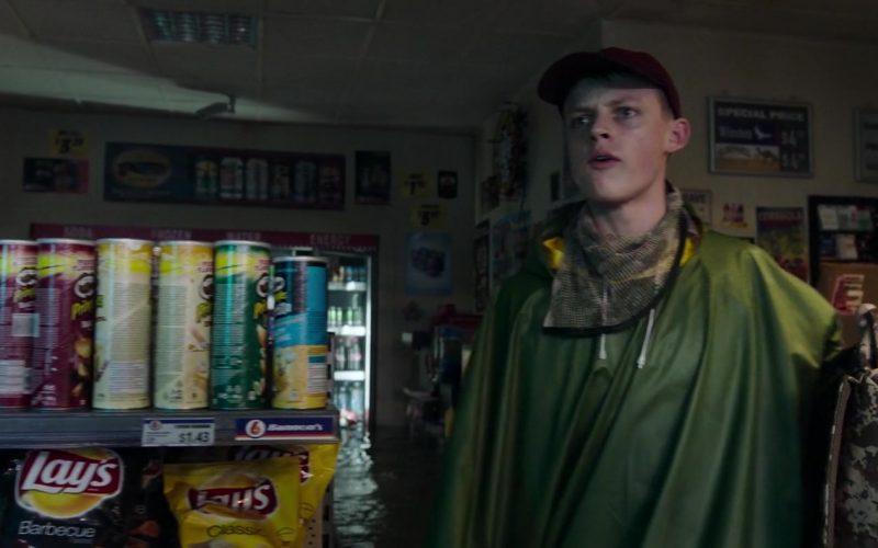 Lay's and Pringles Chips in Crawl