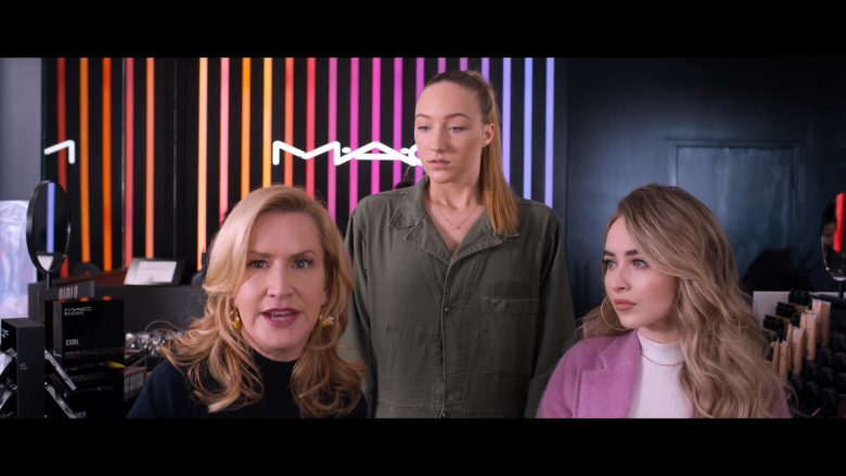 MAC Cosmetics in Tall Girl (2019) - Movie Product Placement