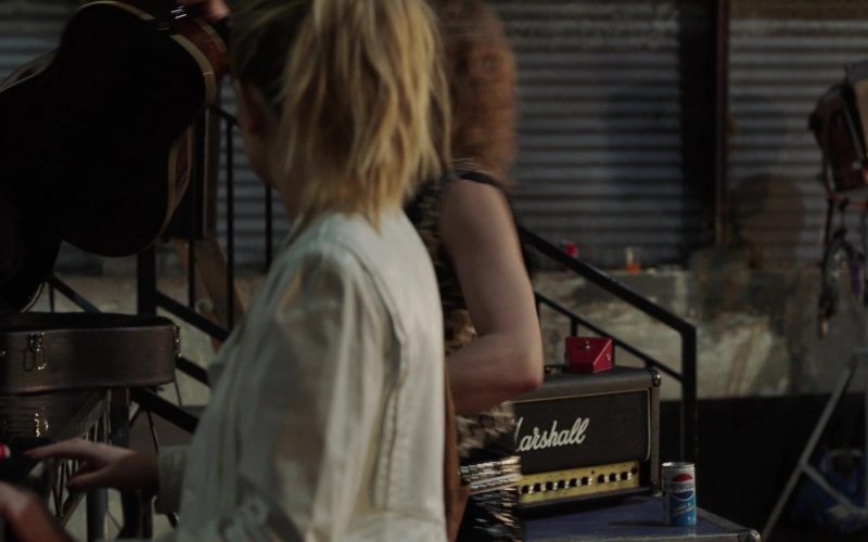 Marshall and Pepsi Cola Can in The Deuce