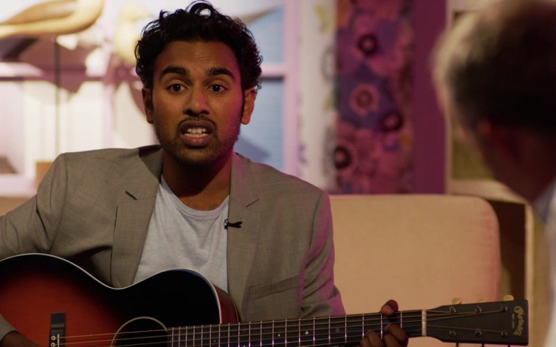 Martin Guitar Used by Himesh Patel in Yesterday (2)