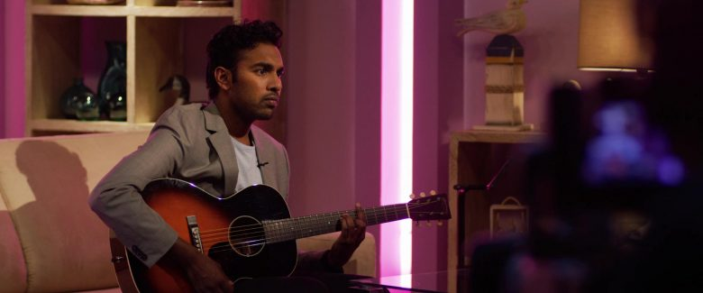 Martin Guitar Used by Himesh Patel in Yesterday (2019) - Movie Product Placement