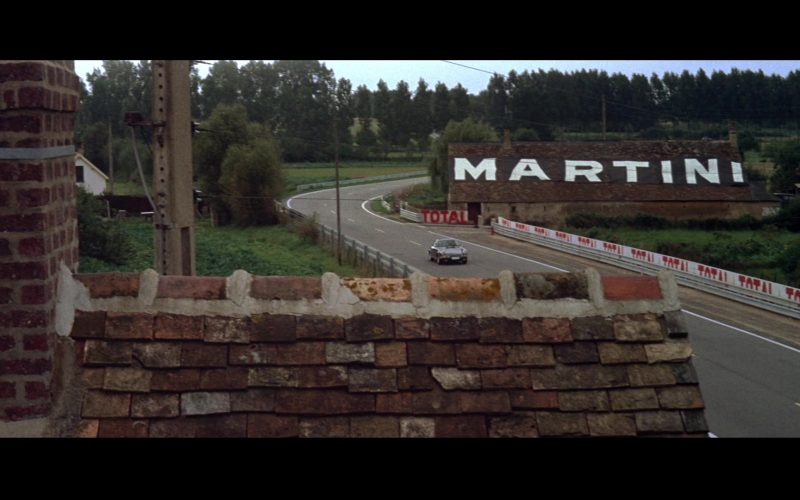 Martini and Total in Le Mans