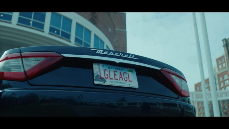 Maserati GranTurismo Sports Car in Titans - Season 2, Episode 4, Aqualad (2019) - TV Show Product Placement