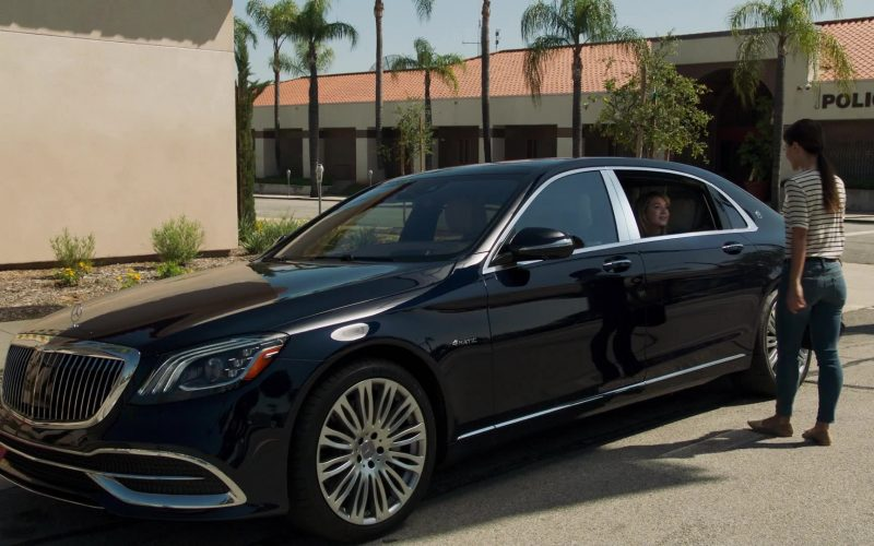 Mercedes-Maybach Car in Mayans M.C. – Season 2 Episode 3 (5)