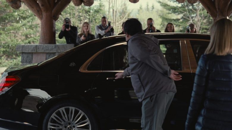 Mercedes-Maybach Car in Succession - Season 2, Episode 6, Argestes (2019) - TV Show Product Placement