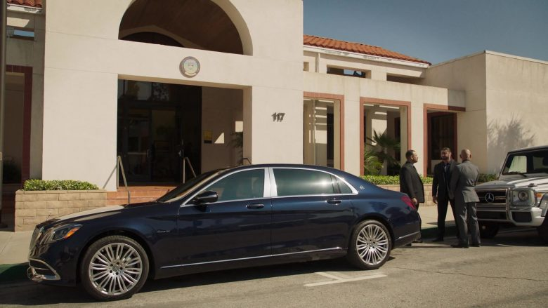 "Mercedes-Maybach Luxury Car in Mayans M.C. - Season 2, Episode 2, ""Xaman-Ek"" (2019) - TV Show Product Placement"