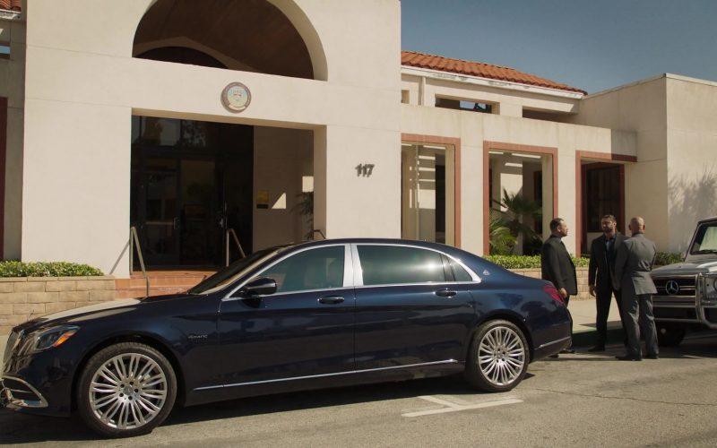 Mercedes-Maybach Luxury Car in Mayans M.C. (2)