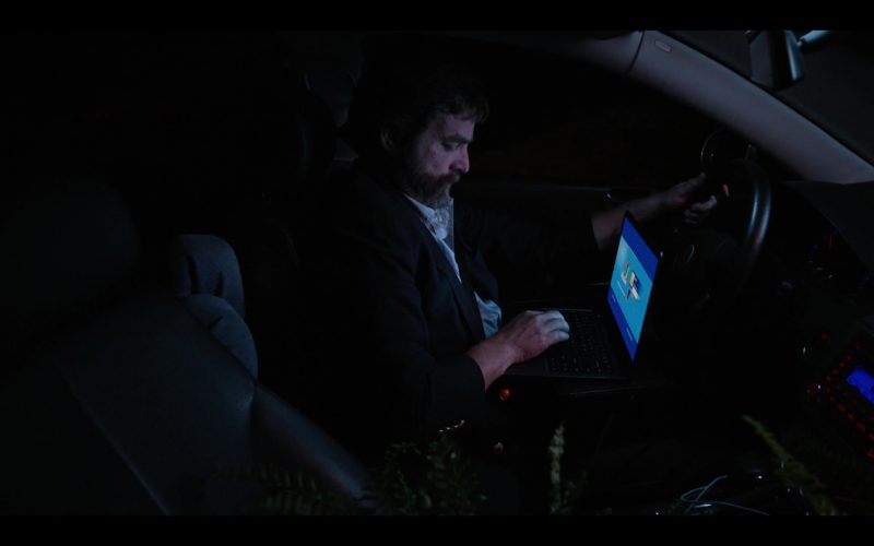 Microsoft Windows Used by Zach Galifianakis in Between Two Ferns The Movie (1)