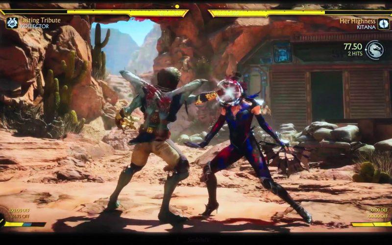 Mortal Kombat Video Game in Ballers (11)