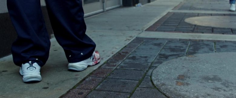 New Balance 619 Athletic Shoes Worn by John Travolta in The Fanatic (2019) - Movie Product Placement