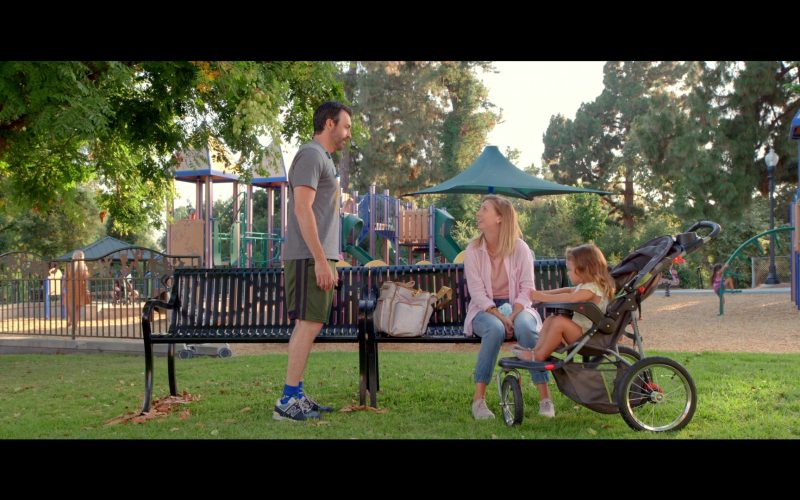 New Balance Shoes Worn by Reid Scott as Eli Cohen