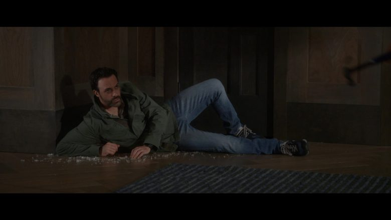 """New Balance Shoes Worn by Reid Scott in Why Women Kill - Season 1, Episode 4, """"You Had Me at Homicide"""" (2019) - TV Show Product Placement"""