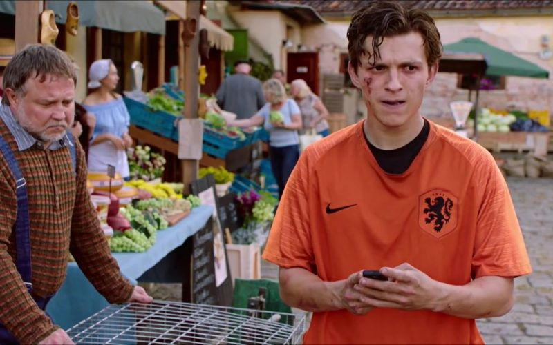 Nike KNVB T-Shirt Worn by Tom Holland in Spider-Man Far From Home (5)