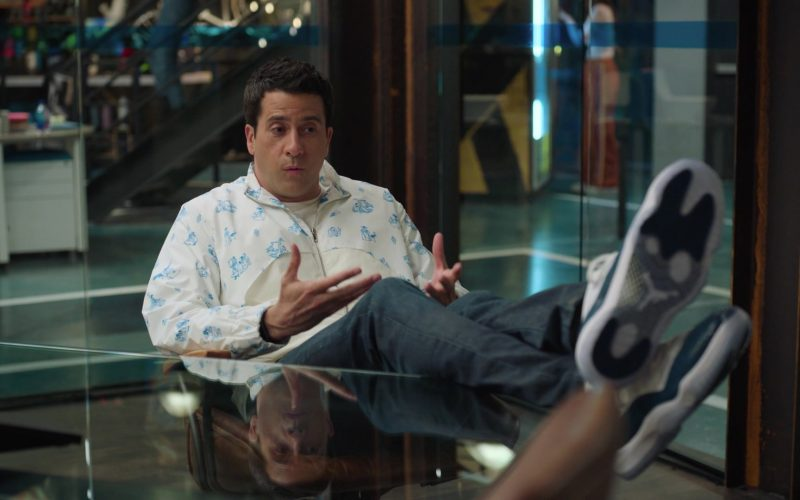 Nike Sneakers Worn by Troy Garity as Jason Antolotti in Ballers – Season 5 Episode 5 (1)