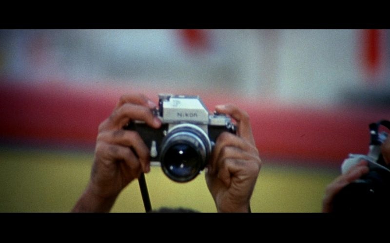 Nikon Camera in Le Mans