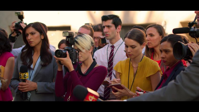 """Nikon Camera in The Politician - Season 1 Episode 4 """"Gone Girl"""" (2019) - TV Show Product Placement"""
