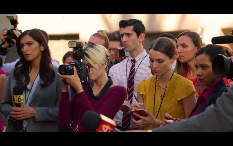 Nikon Camera in The Politician