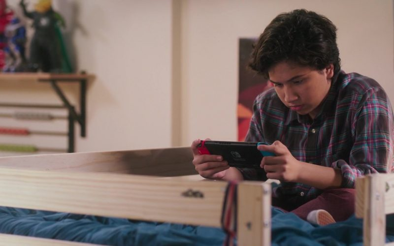 Nintendo Switch Video Game Console Used by Anthony Gonzalez in Grand-Daddy Day Care (1)