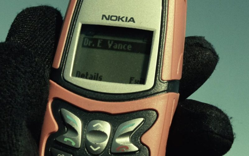 Nokia Mobile Phone in Blade Trinity