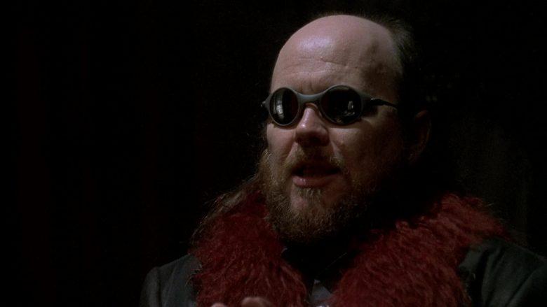 Oakley Round Sunglasses in Blade 2 (2002) Movie