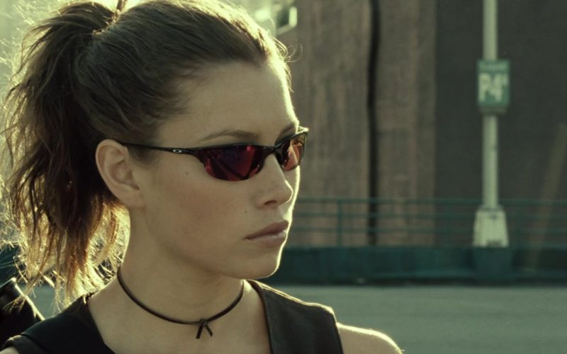 Oakley Sunglasses Worn by Jessica Biel in Blade Trinity (4)