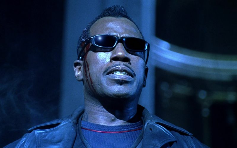 Oakley Sunglasses Worn by Wesley Snipes in Blade 2 (14)