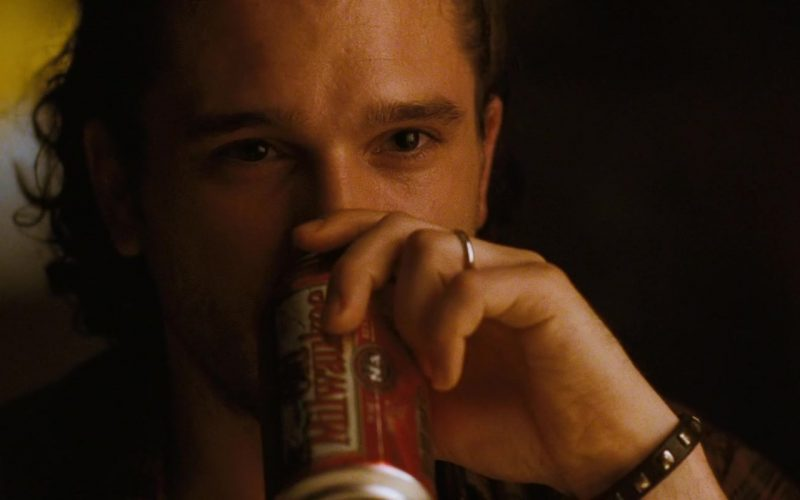 Old Milwaukee Beer Enjoyed by Kit Harington in The Death and Life of John F. Donovan