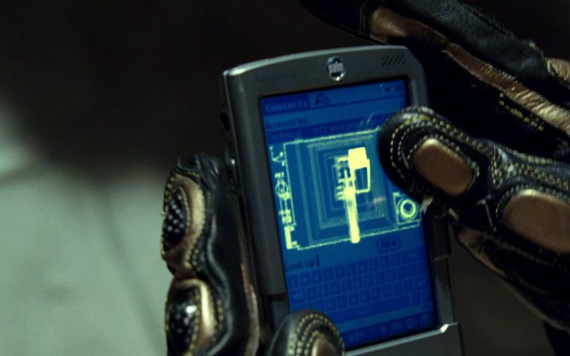 Palm PDA in Blade Trinity (3)