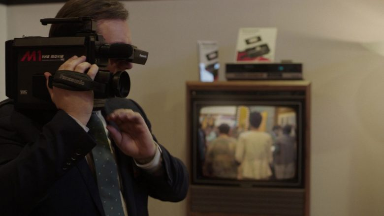 "Panasonic Video Camera in The Deuce - Season 3, Episode 1, ""The Camera Loves You"" (2019) - TV Show Product Placement"