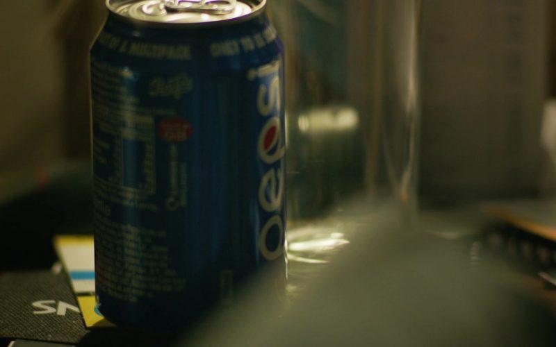 Pepsi in Yesterday