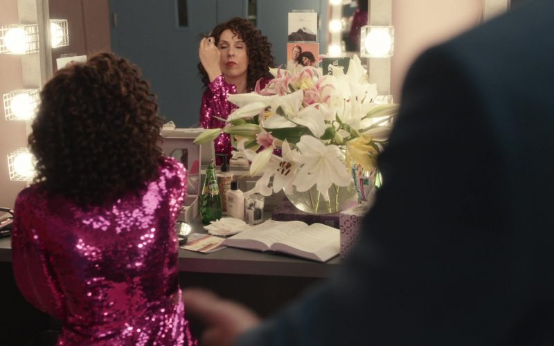 Perrier Water and Olay in The Righteous Gemstones